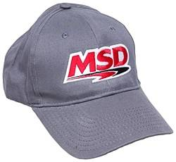 MSD Ignition - MSD Baseball Cap - MSD Ignition 9519 UPC: 085132095193 - Image 1