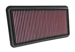 K&N Filters - Air Filter - K&N Filters 33-5025 UPC: 024844355270 - Image 1