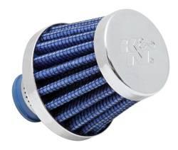 K&N Filters - Crankcase Vent Filter - K&N Filters 62-1600BL UPC: 024844313003