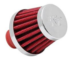 K&N Filters - Crankcase Vent Filter - K&N Filters 62-1600RD UPC: 024844312983