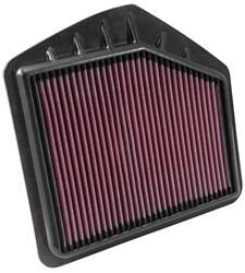 K&N Filters - Air Filter - K&N Filters 33-5021 UPC: 024844352323