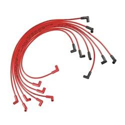 ACCEL - Custom Fit Super Stock Spiral Spark Plug Wire Set - ACCEL 5148R UPC: 743047112717