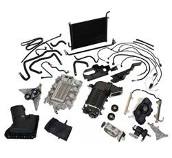 Ford Performance Parts - Supercharger Upgrade Kit - Ford Performance Parts M-6066-MGT23TD UPC: 756122124086 - Image 1