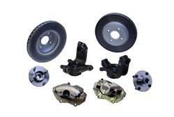 Ford Racing - Front Brake Upgrade Kit - Ford Racing M-2300-SVTF4 UPC: 756122102473 - Image 1