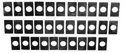 Ford Performance Parts - Rocker Arm Shim Kit - Ford Performance Parts M-6529-A302 UPC: 756122652916 - Image 1