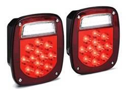 KC HiLites - LED Trailer Light Kit - KC HiLites 1001 UPC: 084709010010 - Image 1