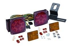 KC HiLites - LED Trailer Light Kit - KC HiLites 1000 UPC: 084709010003 - Image 1
