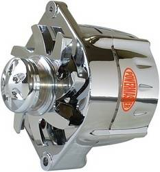 Powermaster - Smooth Look Alternator - Powermaster 37296-313 UPC: 692209011101 - Image 1