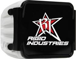 Rigid Industries - Protective Polycarbonate Cover - Rigid Industries 20191 UPC: 815711010657 - Image 1