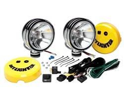 KC HiLites - Daylighter Driving Light w/Shock Mount Housing - KC HiLites 633 UPC: 084709006334 - Image 1