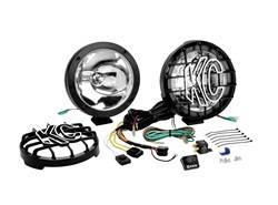 KC HiLites - Pro-Sport Series HID Long Range Light - KC HiLites 850 UPC: 084709008505 - Image 1