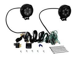 KC HiLites - KC LZR Series LED Off Road Driving Light - KC HiLites 300 UPC: 084709003005 - Image 1