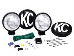 KC HiLites - KC Apollo Series Fog Light Kit - KC HiLites 457 UPC: 084709004576 - Image 1