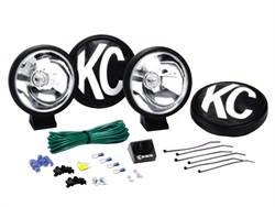 KC HiLites - KC Apollo Series Long Range Light Kit - KC HiLites 455 UPC: 084709004552 - Image 1