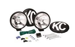 KC HiLites - KC Apollo Series Driving Light Kit - KC HiLites 156 UPC: 084709001568 - Image 1
