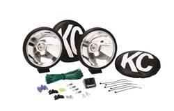 KC HiLites - KC Apollo Series Long Range Light Kit - KC HiLites 155 UPC: 084709001551 - Image 1