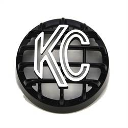 KC HiLites - Rally 400 Series Stoneguard Headlight Guard - KC HiLites 7219 UPC: 084709072193 - Image 1