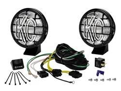 KC HiLites - KC Apollo Pro Series Fog Light Kit - KC HiLites 452 UPC: 084709004521 - Image 1