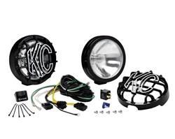 KC HiLites - SlimLite Driving Light - KC HiLites 124 UPC: 084709001247 - Image 1