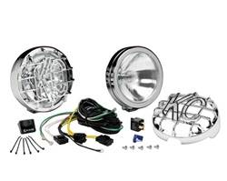 KC HiLites - SlimLite Driving Light - KC HiLites 123 UPC: 084709001230 - Image 1