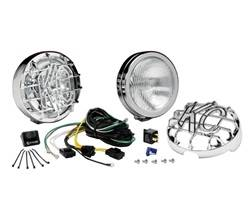 KC HiLites - SlimLite Fog Light - KC HiLites 126 UPC: 084709001261 - Image 1