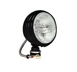KC HiLites - Daylighter Flood Light w/Shock Mount Housing - KC HiLites 1609 UPC: 084709016098 - Image 1