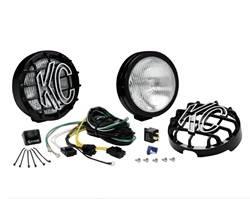 KC HiLites - SlimLite Fog Light - KC HiLites 127 UPC: 084709001278 - Image 1