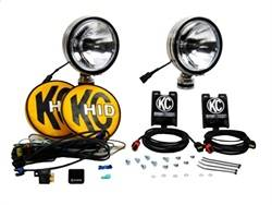 KC HiLites - HID Driving Light Shock Mounted Housing - KC HiLites 666 UPC: 084709006662 - Image 1