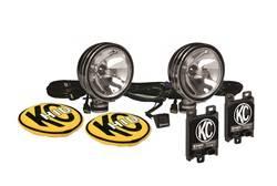 KC HiLites - HID Long Range Lamp Shock Mount Housing - KC HiLites 660 UPC: 084709006600 - Image 1