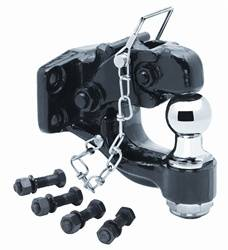 Tow Ready - Receiver Mount Pintle Hook - Tow Ready 63010 UPC: 742512630107 - Image 1