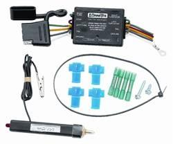 Tow Ready - 4-Flat Wiring Kit - Tow Ready 20251 UPC: 016118060683 - Image 1