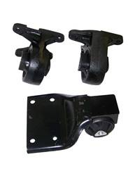 Crown Automotive - Engine Mount Kit - Crown Automotive 52059252K UPC: 848399076721 - Image 1
