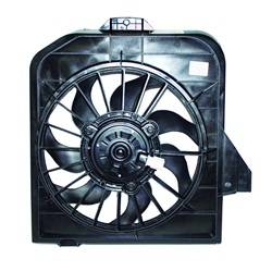 Crown Automotive - Electric Cooling Fan - Crown Automotive 4809170AE UPC: 848399029901 - Image 1