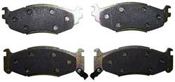 Crown Automotive - Disc Brake Pad - Crown Automotive 4423812 UPC: 848399003949 - Image 1