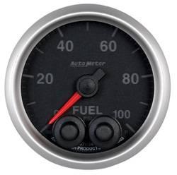 Auto Meter - Elite Series Fuel Pressure Gauge - Auto Meter 5671 UPC: 046074056710 - Image 1