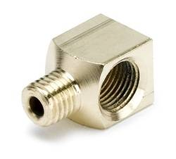 Auto Meter - Right Angle Fitting - Auto Meter 3272 UPC: 046074032721 - Image 1