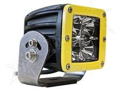 Rigid Industries - D-Series Dually HD Flood LED Light - Rigid Industries 23211 UPC: 815711014587 - Image 1