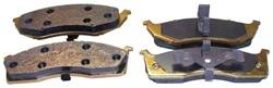 Crown Automotive - Disc Brake Pad - Crown Automotive 4882107 UPC: 848399009750 - Image 1