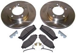 Crown Automotive - Disc Brake Service Kit - Crown Automotive 5358568RK UPC: 848399086669 - Image 1