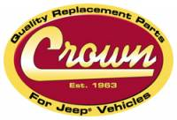 Crown Automotive - Brake Hose - Crown Automotive 52128096AB UPC: 848399040654
